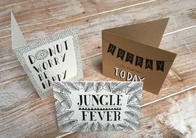 Handlettering: workshop kerst